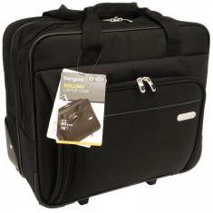 Targus Troller Laptop Targus TBR003EU Executive Roller 16inch, Neagra - Geanta laptop