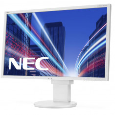 Monitor LED NEC MultiSync EA244WMi, 16:10, 24 inch, 5 ms, alb