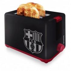 Prajitor de paine Taurus FC Barcelona, putere 750W, negru - Toaster