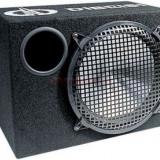 Boxe auto Dibeisi P1007, Bass-Reflex, 25 cm, 100W, RMS - Difuzoare
