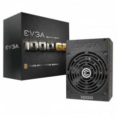 Sursa EVGA SuperNova 1000 G2, 1000W, 80+ Gold, ventilator 140 mm, PFC Activ - Sursa PC
