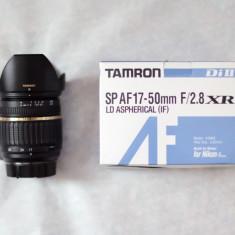 Obiectiv Tamron AF-S SP 17-50mm f/2.8 Di XR II LD Aspherical IF Nikon - Obiectiv DSLR