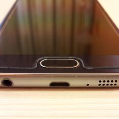 Samsung S6, 32GB, Black Sapphire, Full Box, Garantie 2 ani, Neverlock! - Telefon mobil Samsung Galaxy S6, Negru, Neblocat