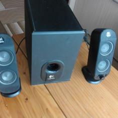Boxe Logitech 2.1, X-230, 32W RMS - Boxe PC