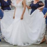 Rochie de mireasa Emira by Amanda Bridal