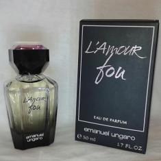 Emanuel Ungaro L'Amour Fou EDP - Parfum femeie Emanuel Ungaro, Apa de parfum, 50 ml