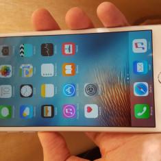 iPhone 6 Plus Apple 16gb silver neverlocked ca NOU, Argintiu, Neblocat