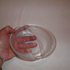 Farfurie sticla sau cristal Rosenthal - Fructiera sticla