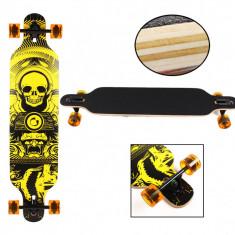 Longboard - 104 x 24 cm - Long Board - Skateboard, Barbati