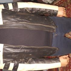 Geaca Zara din piele - Geaca barbati Zara, Marime: L, Culoare: Din imagine