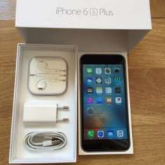 IPhone 6S Plus 128GB - Telefon iPhone Apple, Gri, Neblocat