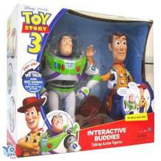 TOY STORY BUZZ & WOODY (Disney) - Jucarie interactiva
