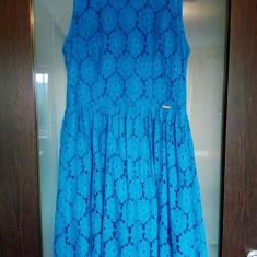 Rochie Bsb - Rochie de zi, Marime: 34, Culoare: Albastru
