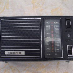 Radio vechi de colectie Hornyphon 6327T - Aparat radio