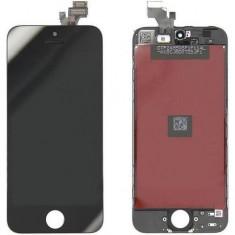 Display Iphone 5 5S alb / negru NOU LCD ecran afisaj touch touchscreen ansamblu - Display LCD