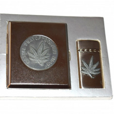 SET tabachera + bricheta(marijuana)