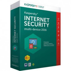 Antivirus Kaspersky Internet Security 2016 2 USERI 1 AN NEW RETAIL