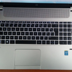 HP Gaming (Video 2Gb Dedicat, i7, Touchscreen, Tastatura iluminata, 8Gb Ram) Envy - Laptop HP Envy, Intel Core i7