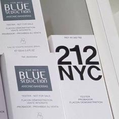 Parfum Carolina Herrera 212 NYC Tester 100ml - Parfum femeie Carolina Herrera, Apa de parfum