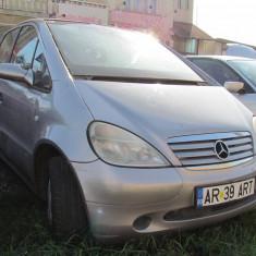Mercedes A 140, 1.4 benzina, an 1998, 209000 km, Clasa A