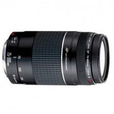 Canon EF 75-300mm f/4-5.6 III USM - Obiectiv DSLR