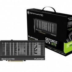 Placa video GAINWARD NVIDIA GTX970-4096-DD-HDMI-DP PHANTOM, GTX970, PCI-E, 4096MB GDDR5, 256 bit, Core Clk: 1046 (1085 boost), 3505 (DDR 7010), bulk - Placa video PC Gainward, PCI Express, 3 GB