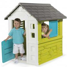Casuta de joaca pentru copii My first house 310064 Smoby