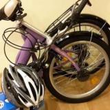 Bicicleta Scirocco Foldo - Bicicleta pliabile, 20 inch, Numar viteze: 6