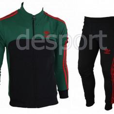 Trening barbati ADIDAS - Bluza si pantaloni conici - Model NOU - Pret Special -, Marime: S, M, L, XXL, Culoare: Din imagine