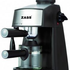Espressor ZEM 06, 800 W, 3.5 bari, 2-4 cesti - Espressor automat Zass