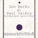 Rodica Binder - Ion Barbu si Paul Valery - 685282