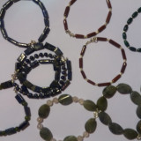 Bratari pietre semipretioase lapis lazuli, jasp, malachit, labradorit - Bratara Fashion