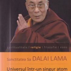 Dalai Lama - Universul intr-un singur atom - 631079 - Carti Budism