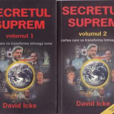 David Icke - Secretul suprem - 570282 - Carte Hobby Paranormal