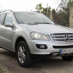 Mercedes ML 280, 3.0 Diesel, an 2006, Motorina/Diesel, 170000 km, 2987 cmc, Clasa M