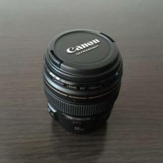 Obiectiv Canon EF 100mm f/2 USM - Obiectiv DSLR
