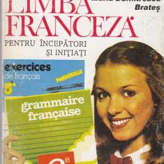 Maria Dumitrescu-Brates - Limba franceza pentru incepatori si initiati - 683858 - Ghid de conversatie niculescu