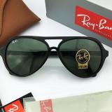 RAY BAN 4125 CATS 5000 601, 100% Originali !!! - Ochelari de soare Ray Ban