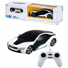 Masina BMW I8 cu telecomanda - Masinuta de jucarie Rastar