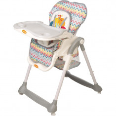 SCAUN DE MASA BEBE ZIG-ZAG TUC TUC - Masuta/scaun copii