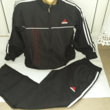 Trening barbati Adidas din fas calitate superioara, Marime: S, M, L, XL, XXL, Culoare: Negru