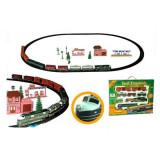Trenulet electric pt transport calatori si marfa Mega Intl Express Modern