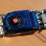ATI Radeon HD 3870 512 MB DDR4 256biti PCI express - Placa video PC Sapphire