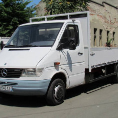 Mercedes Sprinter 412, 2.9 Turbo Diesel, an 1998 - Utilitare auto