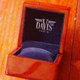 Cutie ceas din lemn DAVIS Paris !!!