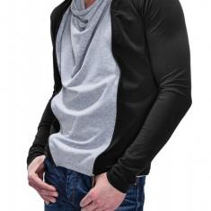 Bluza Barbati Carisma Neagra 3087, Marime: M, L, Culoare: Din imagine