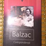 Balzac CORESPONDENTA - noua, in tipla - Biografie