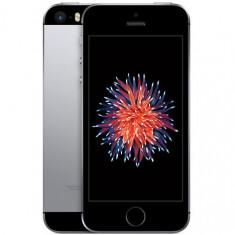 Telefon Apple iPhone SE, 16GB, 4G, Space Gray -NOU-SIGILAT-GARANTIE- - Telefon iPhone Apple, Argintiu