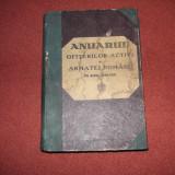 Anuarul Ofiterilor activi al Armatei Romane pe anul 1930-1931 - Carte veche