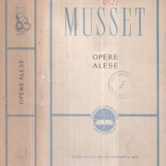 Opere alese - Autor(i): Alfred de Musset - Roman
